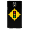 Moody Stoplight Ahead Phone Case