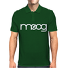 Moog Synthesizer Mens Polo