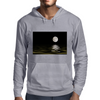 Moon reflections Mens Hoodie