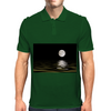 Moon reflections Mens Polo