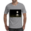 Moon reflections Mens T-Shirt