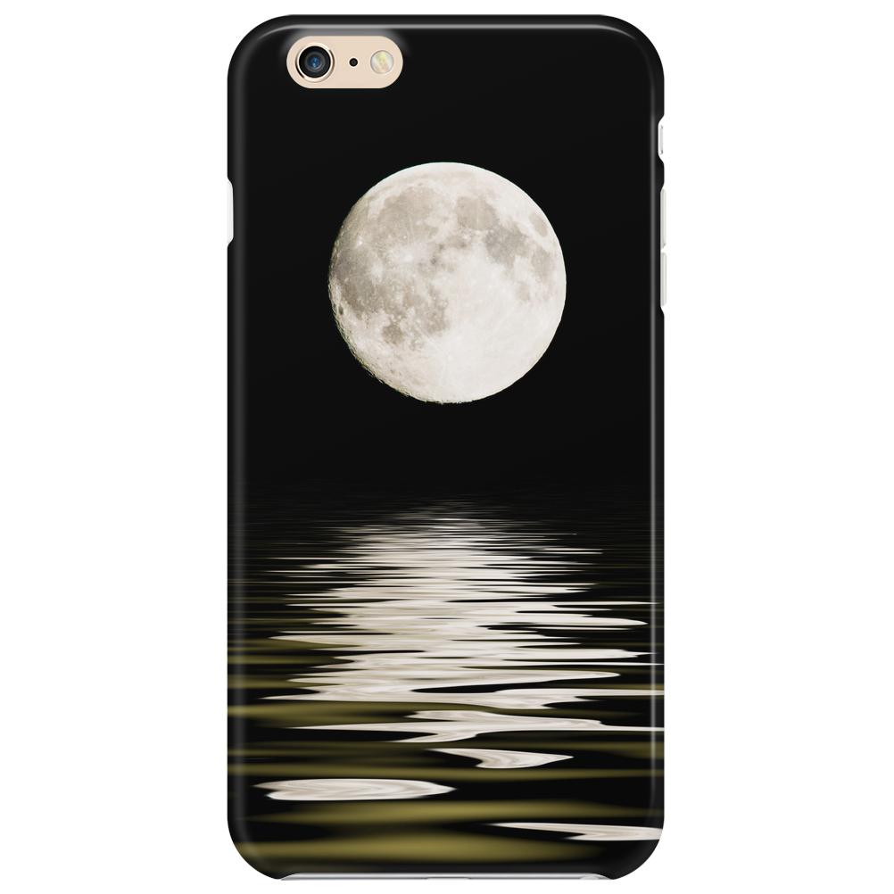 Moon reflections Phone Case