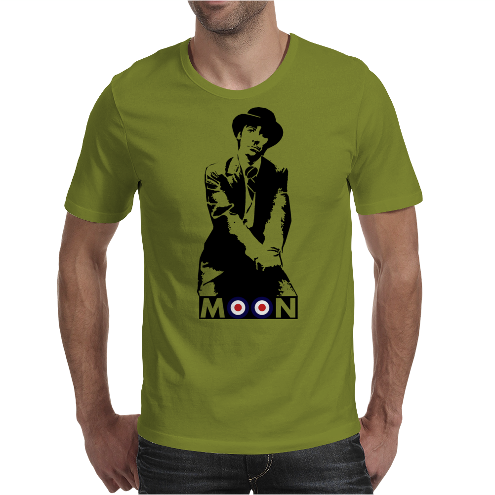 Moon the Loon Mens T-Shirt