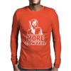more Cowbell Mens Long Sleeve T-Shirt