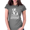 more Cowbell Womens Fitted T-Shirt