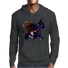 More Heart than Less Mens Hoodie