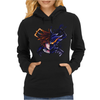 More Heart than Less Womens Hoodie