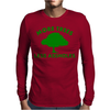 More trees, Less assholes grn Mens Long Sleeve T-Shirt
