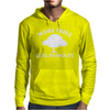 More trees, Less assholes white Mens Hoodie