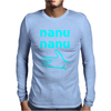 Mork And Mind Mens Long Sleeve T-Shirt