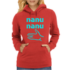 Mork And Mind Womens Hoodie