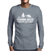 Morning Wood Lumber Company Mens Long Sleeve T-Shirt