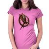 Morningjay Hunger Games Womens Fitted T-Shirt