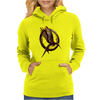 Morningjay Hunger Games Womens Hoodie