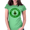 MORNINGWOOD LUMBER Womens Fitted T-Shirt