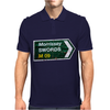 Morrissey Roadsign Swords M 09 Tour Mens Polo
