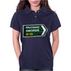 Morrissey Roadsign Swords M 09 Tour Womens Polo