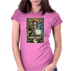 Mortal Kombat Womens Fitted T-Shirt