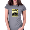 Mos Eisley Cantina Open Mic Night Womens Fitted T-Shirt