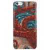 mosaic octopus Phone Case