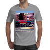 Moscow On Brighton Beach, Brooklyn NYC, NY Mens T-Shirt