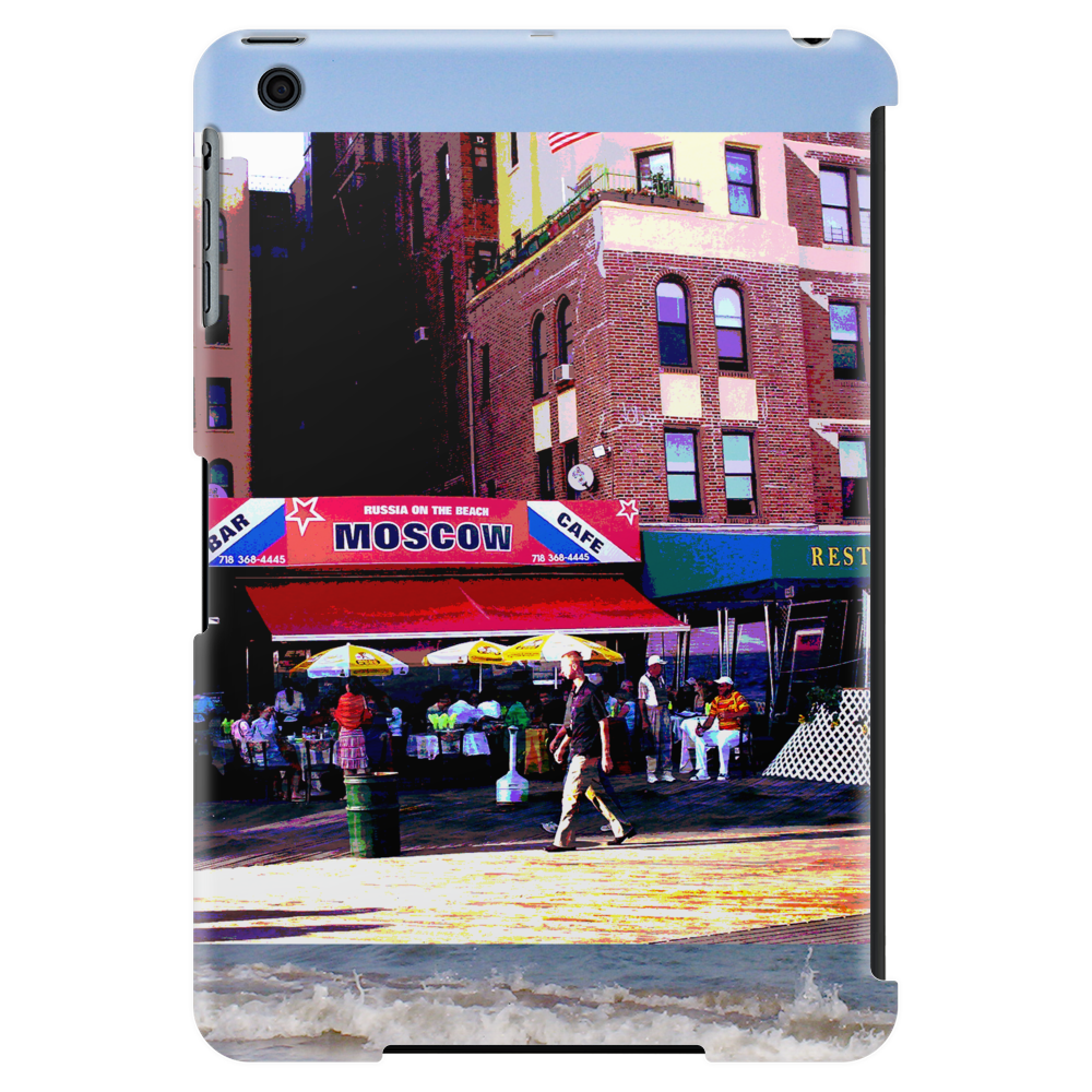 Moscow On Brighton Beach, Brooklyn NYC, NY Tablet (vertical)