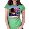 Moscow On Brighton Beach, Brooklyn NYC, NY Womens Fitted T-Shirt