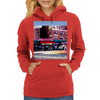 Moscow On Brighton Beach, Brooklyn NYC, NY Womens Hoodie