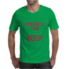 Most Wonderful Time For A Beer Mens T-Shirt