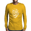 Moth Mens Long Sleeve T-Shirt