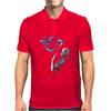 Mother of Dragon Charms Mens Polo