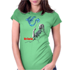 Mother of Dragon Charms Womens Fitted T-Shirt