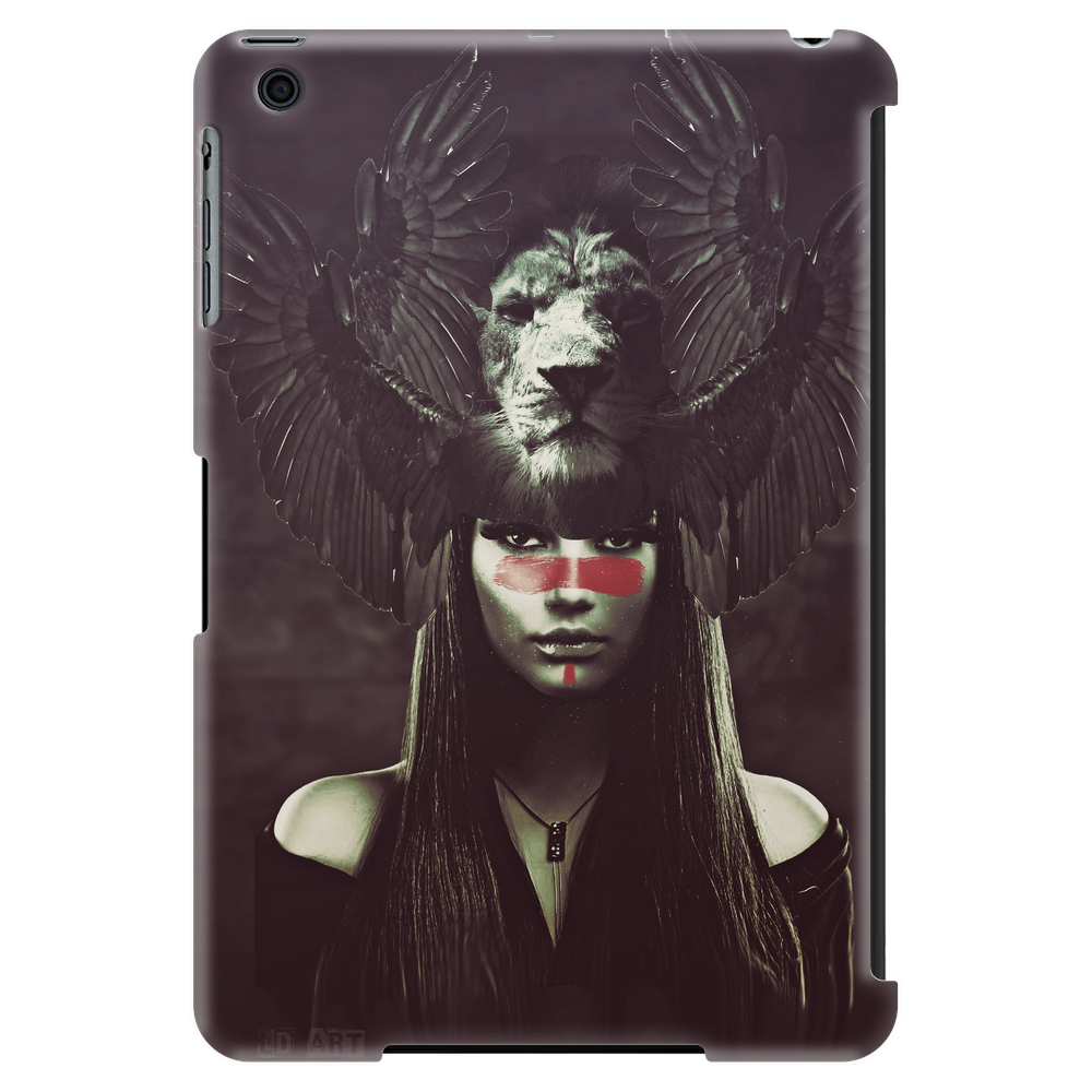 Mother Wolf Tablet (vertical)