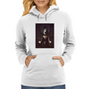 Mother Wolf Womens Hoodie
