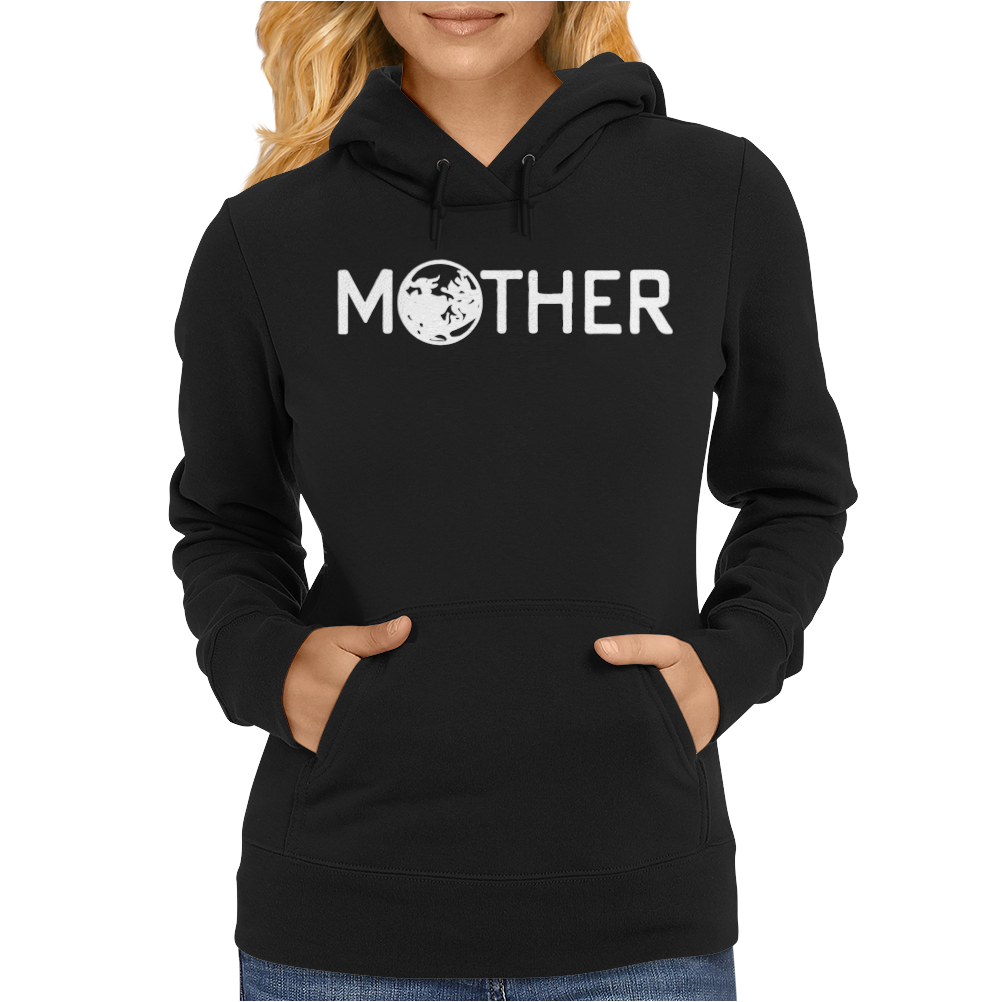 Mother Womens Hoodie