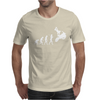 Moto Cross Free Style Evolution Cool Mens T-Shirt