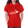 Moto Cross Free Style Evolution Cool Womens Polo