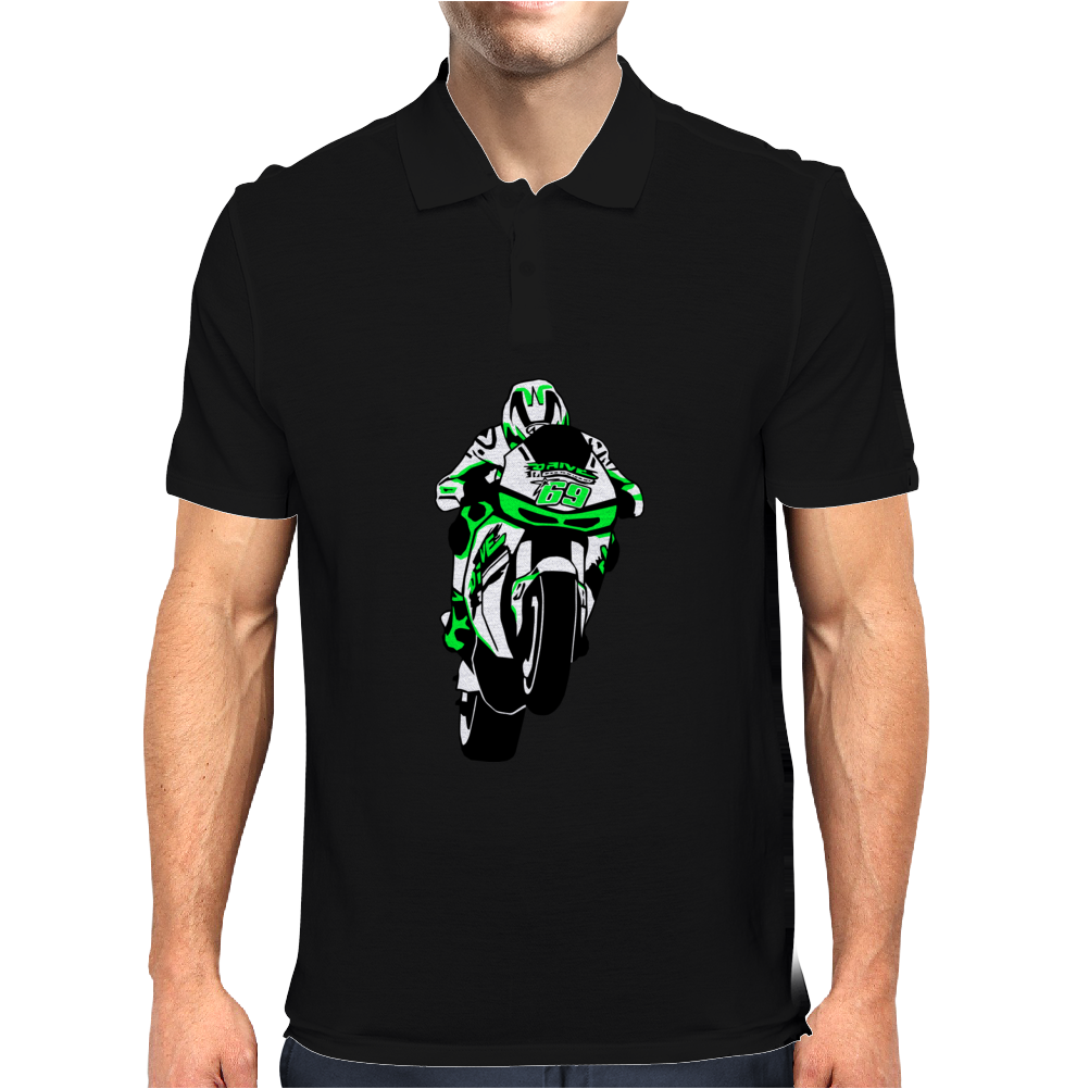 Moto-GP Hayden Mens Polo