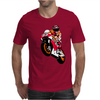 Moto-GP Racing Marquez Mens T-Shirt