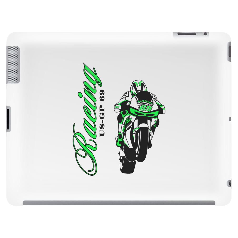 Moto-GP Racing Tablet