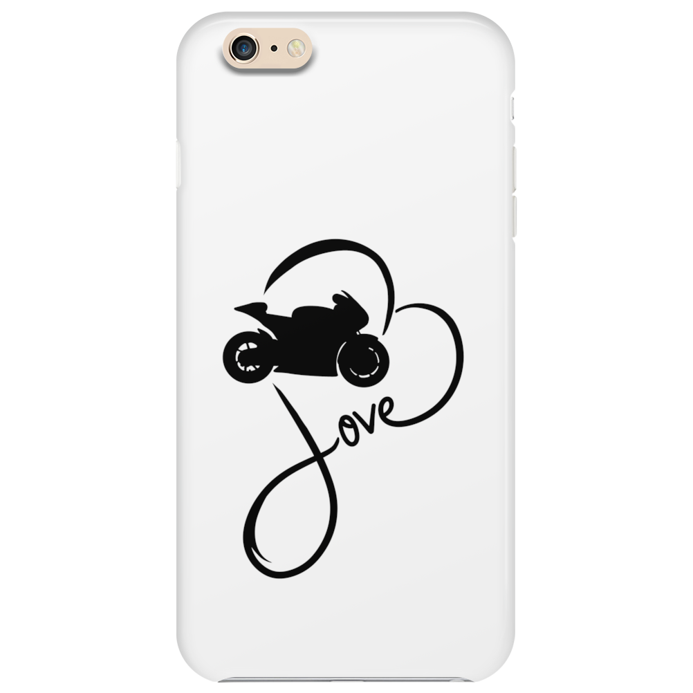 Moto Love Phone Case
