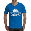 Motorbike Adventure Before Dementia Mens T-Shirt
