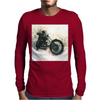 Motorbiker Mens Long Sleeve T-Shirt