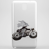 Motorcycle and Angel  Phone Case