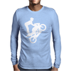 MOTORCYCLE BIKE NINJA Mens Long Sleeve T-Shirt