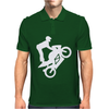 MOTORCYCLE BIKE NINJA Mens Polo