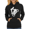 MOTORCYCLE BIKE NINJA Womens Hoodie