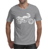 Motorcycle Onesie Mens T-Shirt