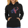 Motorsport M Stripes & Logo Womens Hoodie