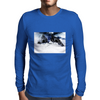 mountain dome Mens Long Sleeve T-Shirt